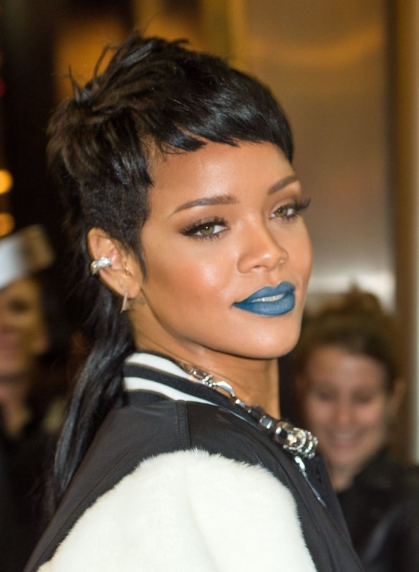 Rihanna's Edgy Mullet Hairstyle Is Back And Ready To Rock