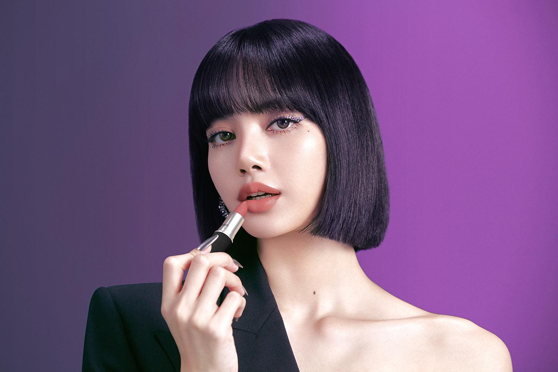 BLACKPINK's Lisa Is MAC Cosmetics' New Global Ambassador