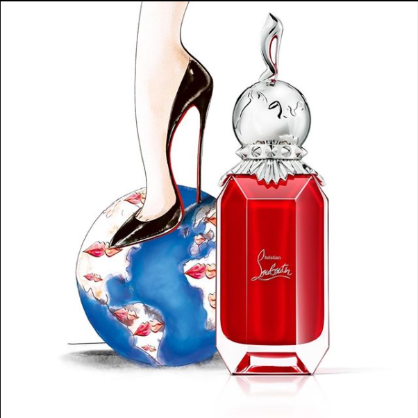 Loubiworld: Christian Louboutin Launches First Fragrance Line