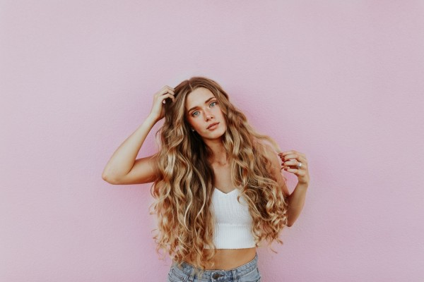How To Get Thicker Hair? Fake it!