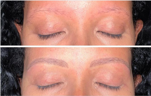 Microblading or Microshading? Spot the Difference.