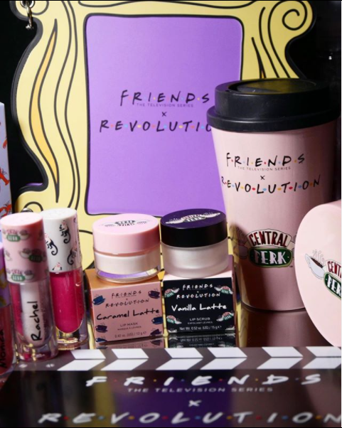 These New Makeup Collaborations Will Give You A Strong Dose of Nostalgia