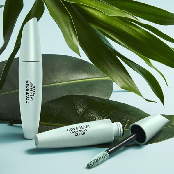 CoverGirl Launches A Clean Version Of Its Iconic Lash Blast Mascara