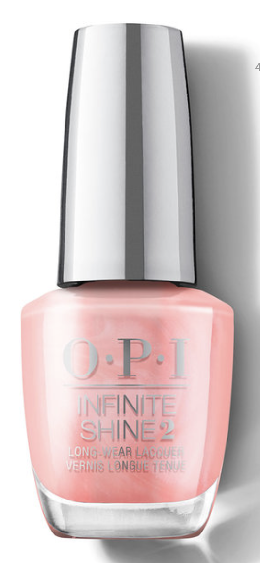 OPI Infinite Shine 2 Long-Wear Lacquer in Snow Falling For You