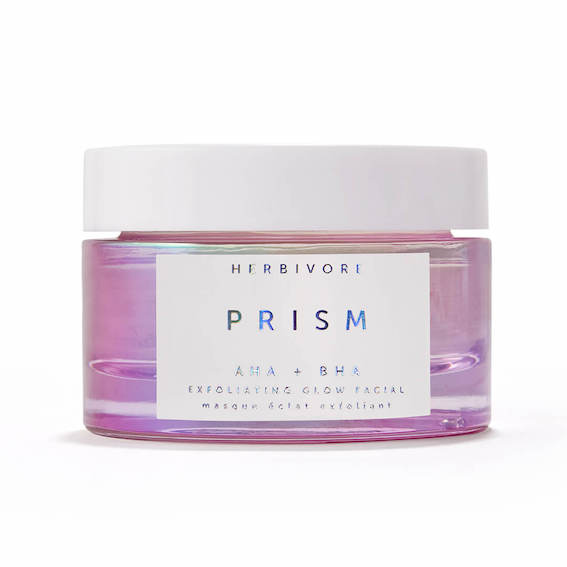 HERBIVORE Prism AHA + BHA Exfoliating Glow Facial
