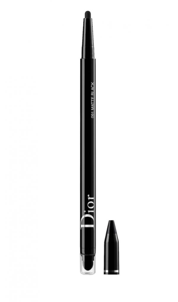 Diorshow Stylo Waterproof Eyeliner in 091 Matte Black