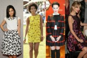 Vanessa Hudgens, Solange Knowles, Katy Perry, Taylor Swift All Sweet And Sassy In Alice + Olivia: Label To Love