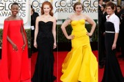 Julia Roberts, Jennifer Lawrence, Sandra Bullock, Amy Adams & More: Best and Worst Dressed At The 2014 Golden Globes