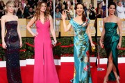 Jennifer Lawrence, Julia Roberts, Amy Adams, Sandra Bullock & More: The Best and Worst Dressed At The 2014 SAG Awards