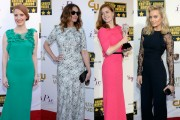 Margot Robbie, Julia Roberts, Abigail Breslin, Jessica Chastain & More: The Best & Worst Dressed At 2014 Critics' Choice Movie Awards