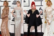Taylor Swift, Beyonce, Ciara and More: The Best and Worst Dressed At The 2014 Grammy Awards