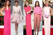 Cate Blanchett, Julia Roberts, Amy Adams and Kerry Washington Are Pretty In Pink: Trend Seeker