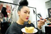 Model Eating