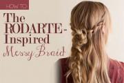 Rodarte Rosette Braids