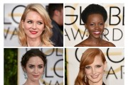 Top 10 Beauty Looks At The Golden Globes