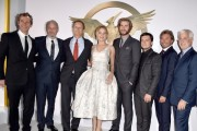 Mockingjay cast