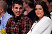Khloe Kardashian; Rob Kardashian