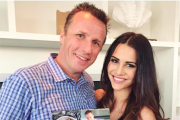 Andi Dorfman and Marc Murphy
