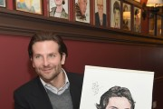 Bradley Cooper attends Sardi's Caricature Unveiling at Sardi's on May 6, 2015 in New York City