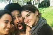 Shailene Woodley and Nahko Bear - Instagram