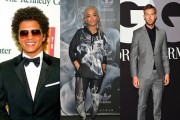 Bruno Mars, Rita Ora, Calvin Harris