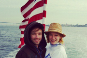 Nathan Kress, London Elise Moore