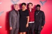 The Voice of UK 2017 Coaches