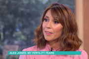 Alex Jones Opens Up About Her Fertility Struggle   This Morning