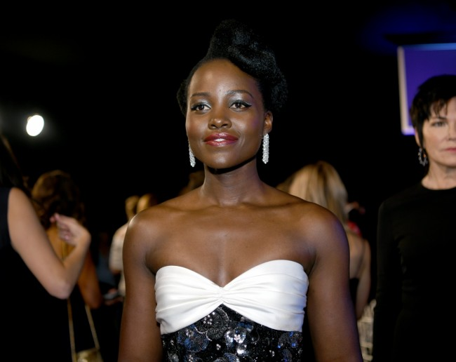Beauty Secrets of Lupita Nyong'o Prefers Not to Wash Her Face in the Morning