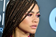 Zendaya is Lancôme's Ambassador for the New Lash Idôle Mascara