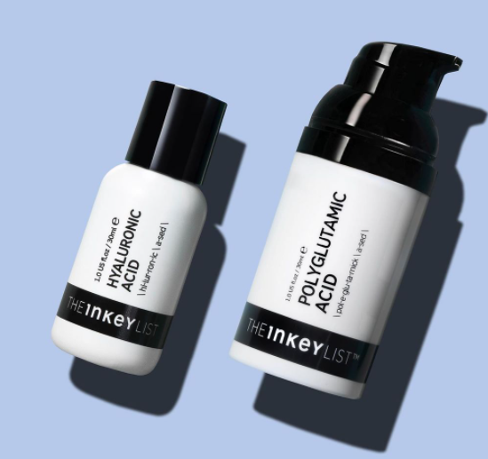 Polyglutamic Acid and Hyaluronic Acid Are The Perfect Hydrating Duo