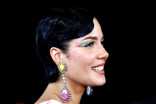 Introducing About-Face: Controversial Singer Halsey Launches Makeup Line