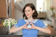 The Marvelous Rachel Brosnahan And Her Minimalist Beauty Routine
