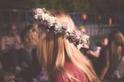 Beauty World News - Flower Crown