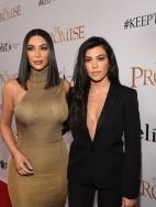 Kourtney Kardashian Recalls Hair Dye Disaster